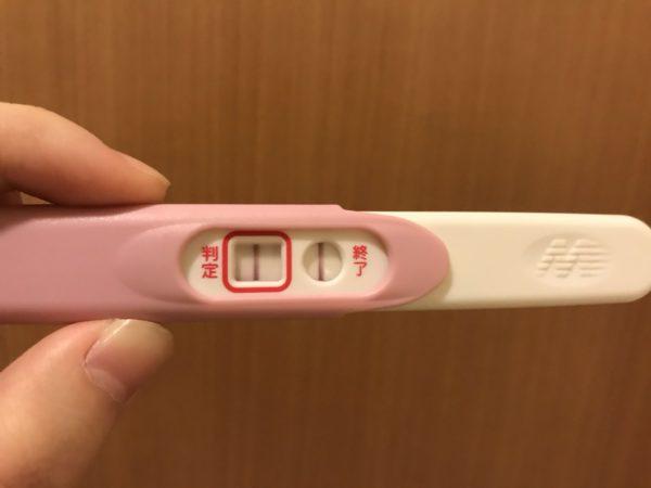 妊娠検査薬画像